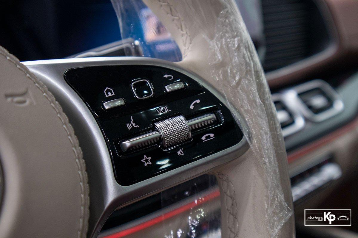 Ảnh Nút bấm xe Mercedes-Maybach GLS 600 2021 a1