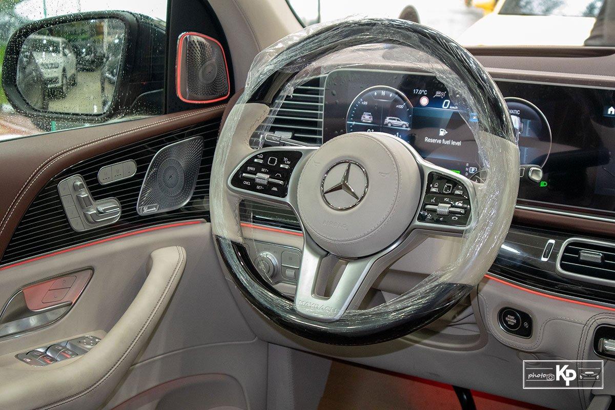 Ảnh Vô-lăng xe Mercedes-Maybach GLS 600 2021