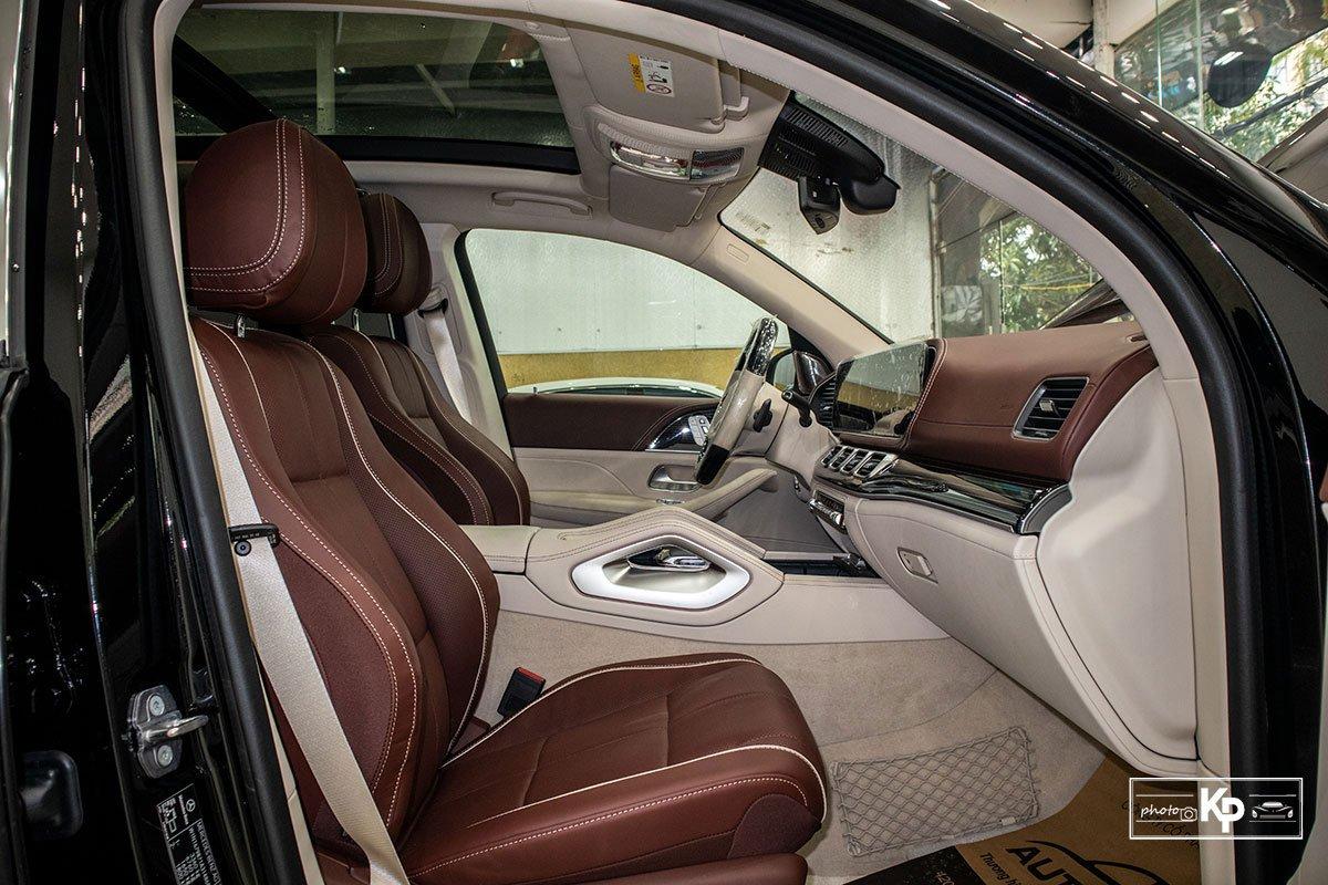 Ảnh Ghế phụ xe Mercedes-Maybach GLS 600 2021