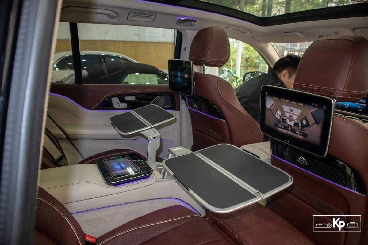 Ảnh Ghế sau 1 xe Mercedes-Maybach GLS 600 2021