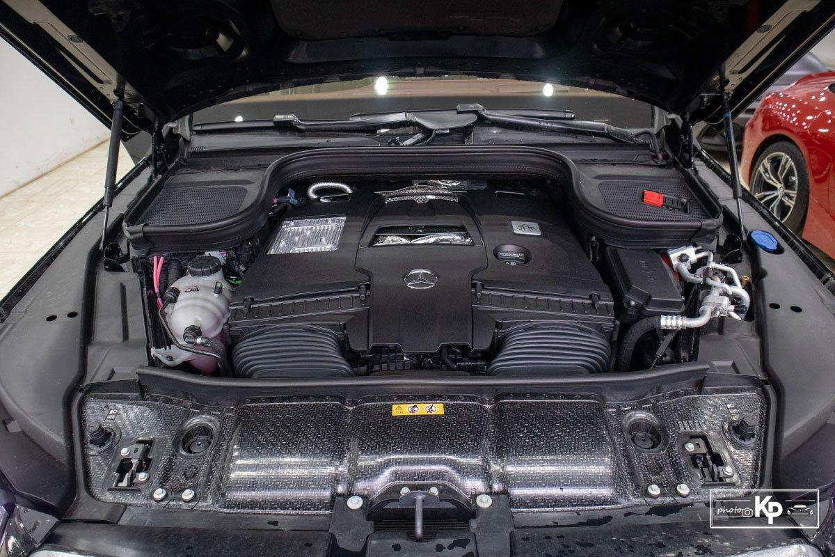 Ảnh Động cơ xe Mercedes-Maybach GLS 600 2021