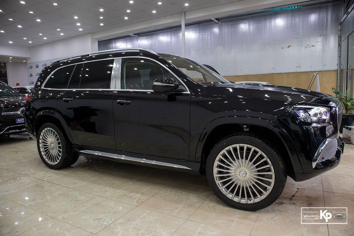 Ảnh Thân xe Mercedes-Maybach GLS 600 2021