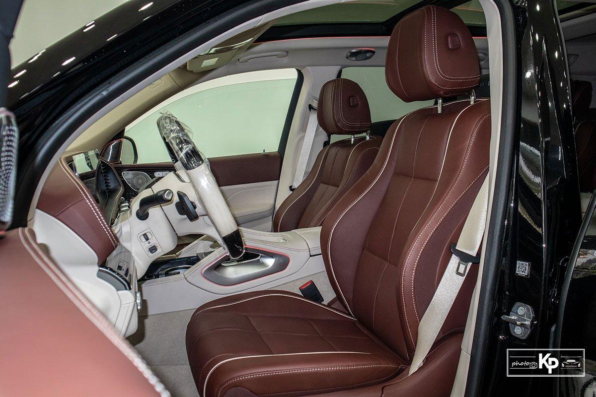 Ảnh Ghế lái xe Mercedes-Maybach GLS 600 2021