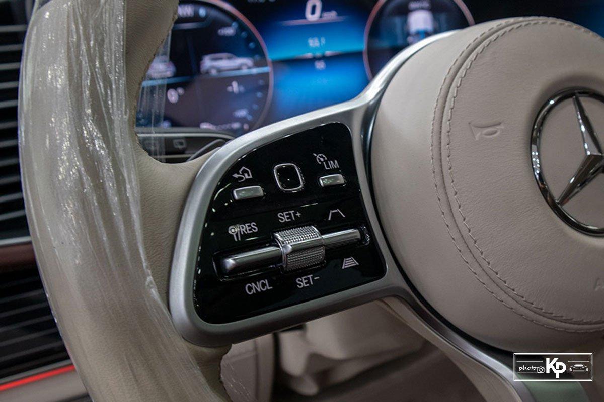 Ảnh Nút bấm xe Mercedes-Maybach GLS 600 2021