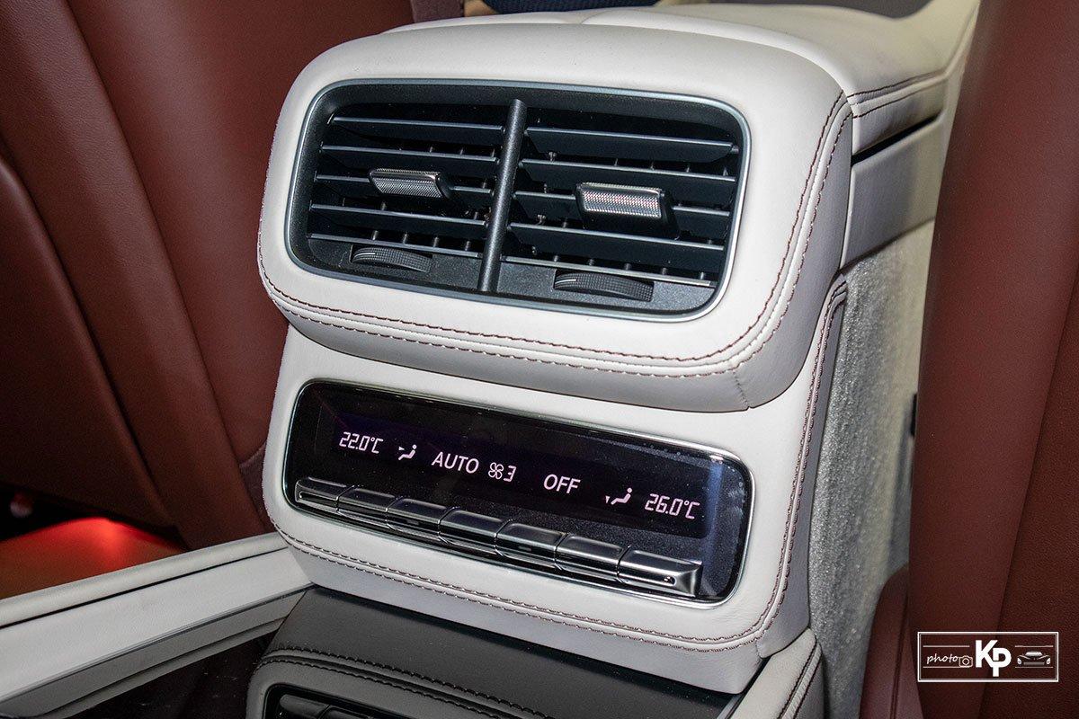 Ảnh Cửa gió xe Mercedes-Maybach GLS 600 2021
