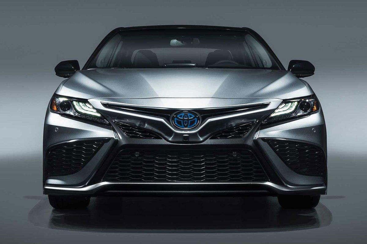 Ảnh Đầu xe Toyota Camry 2021