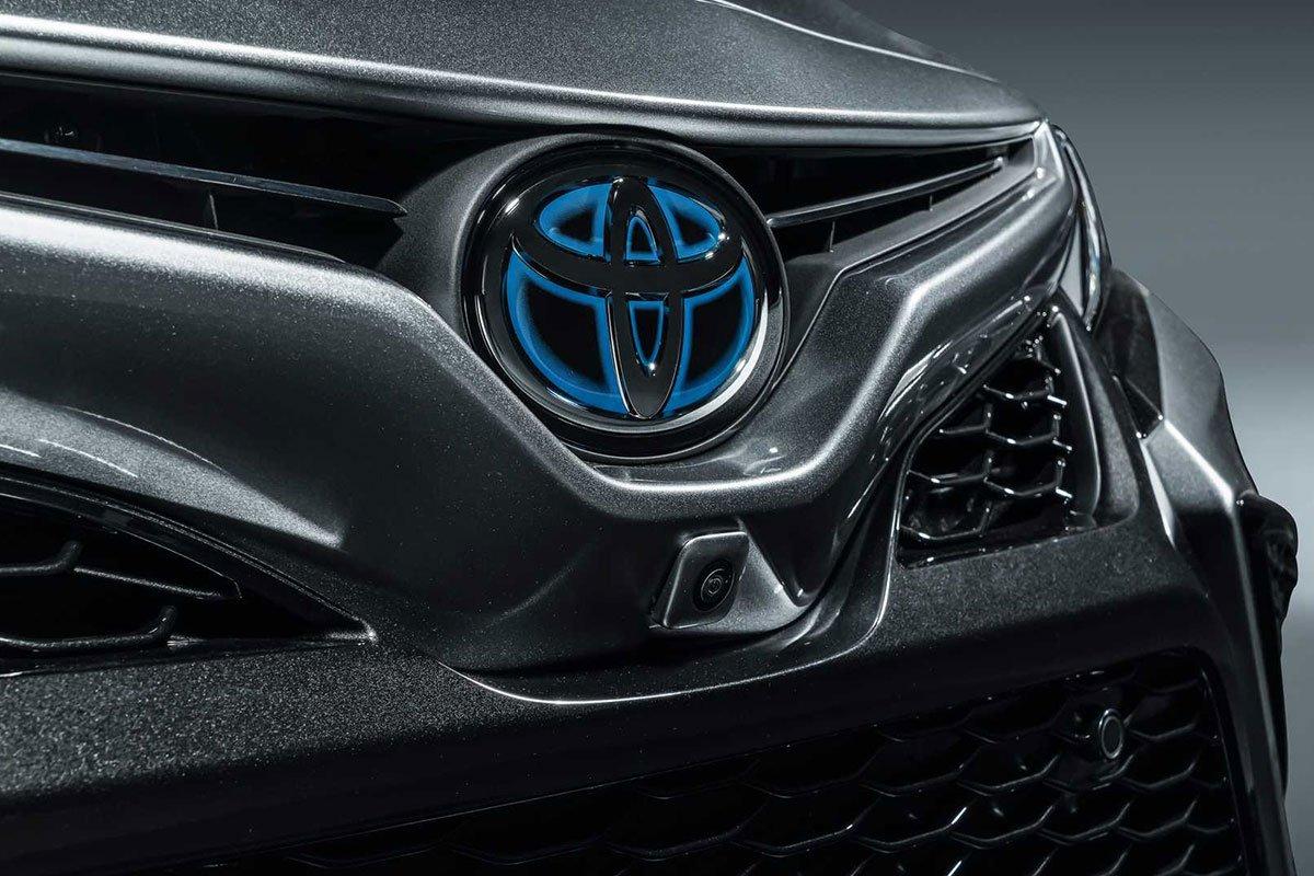 Ảnh Lưới tản nhiệt xe Toyota Camry 2021
