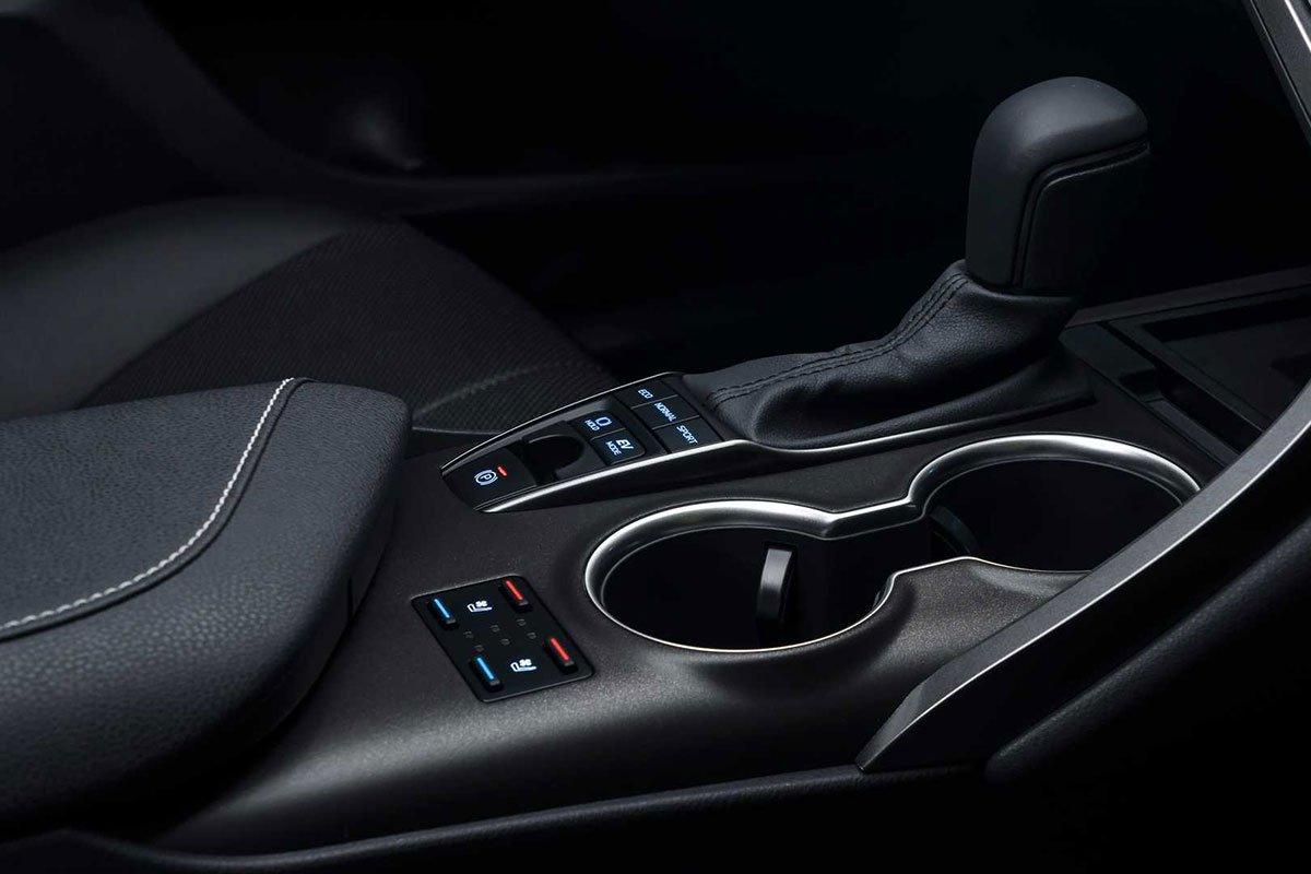 Ảnh Cụm điều khiển xe Toyota Camry 2021