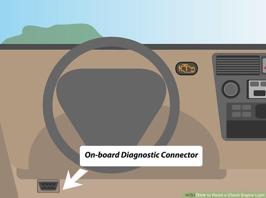 Cách thiết lập lại đèn báo lỗi động cơ check engine