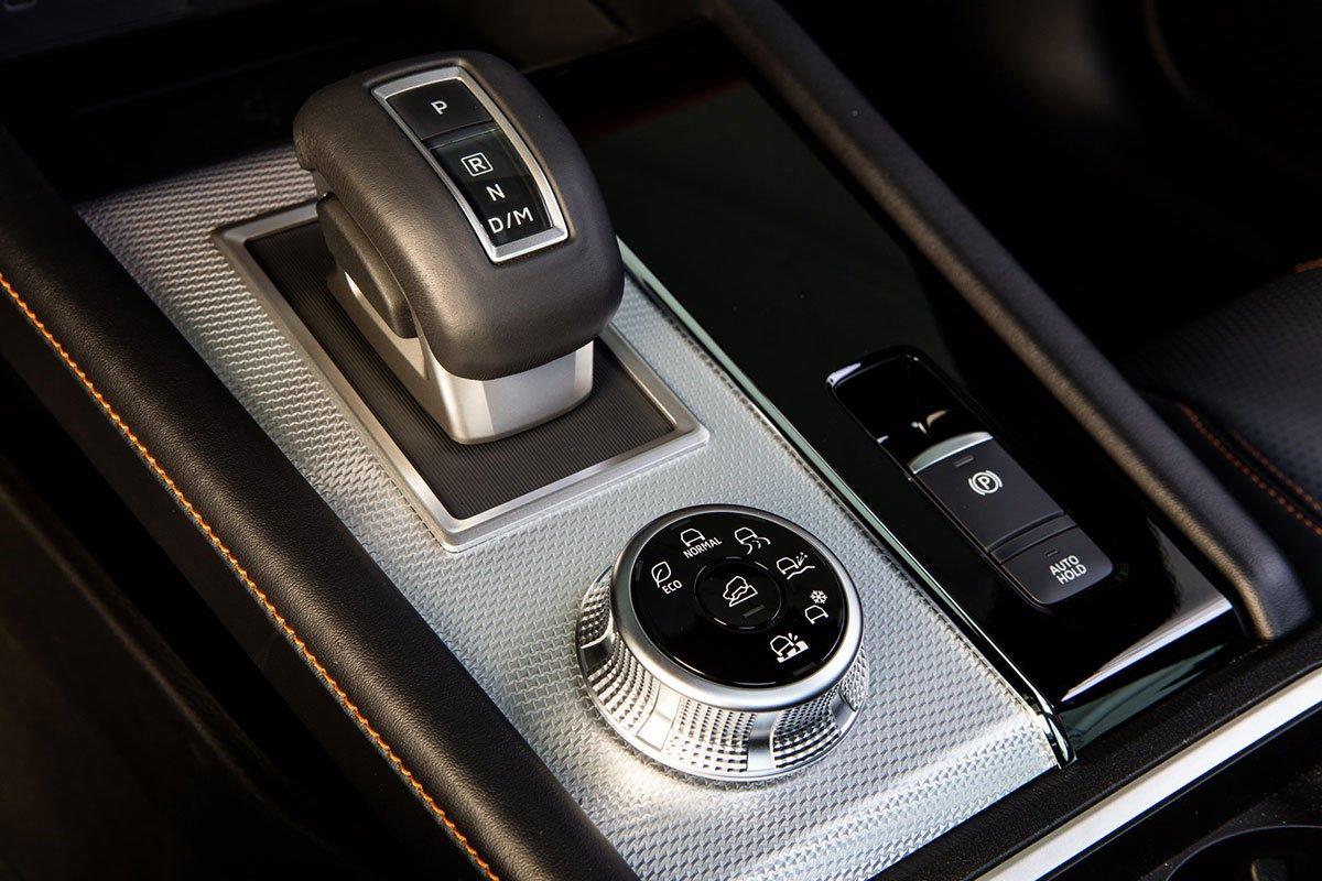 Các chế độ lái trên xe Mitsubishi Outlander 2021 1