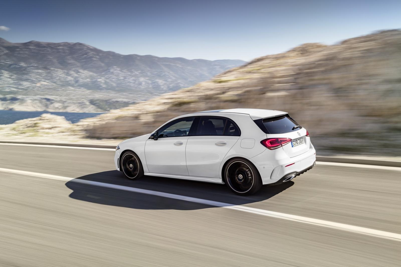 Mercedes A City dự kiến thúc đẩy người dùng mới đến với hãng xe Đức.