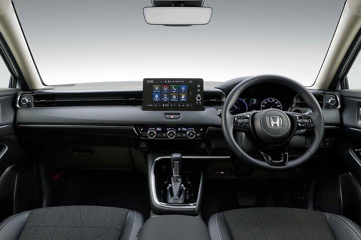 Không gian khoang cabin xe Honda HR-V 2021 1