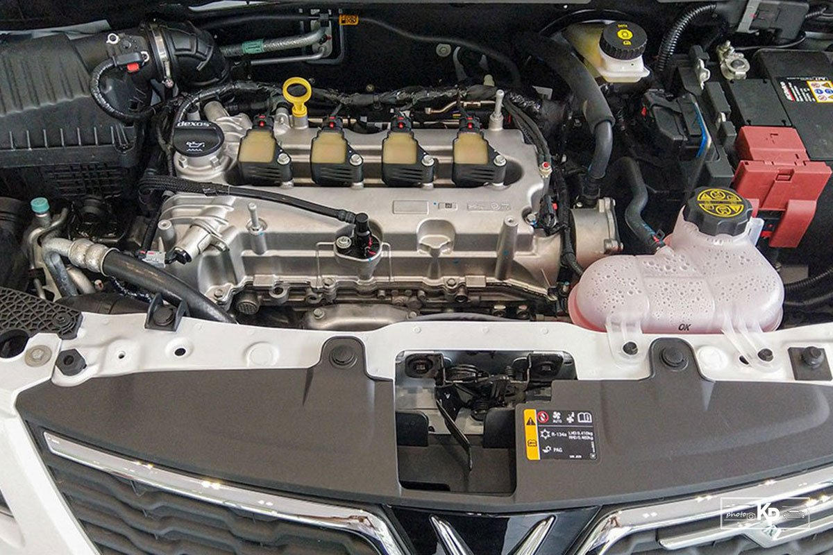Ảnh Động cơ xe VinFast Fadil Base 2021