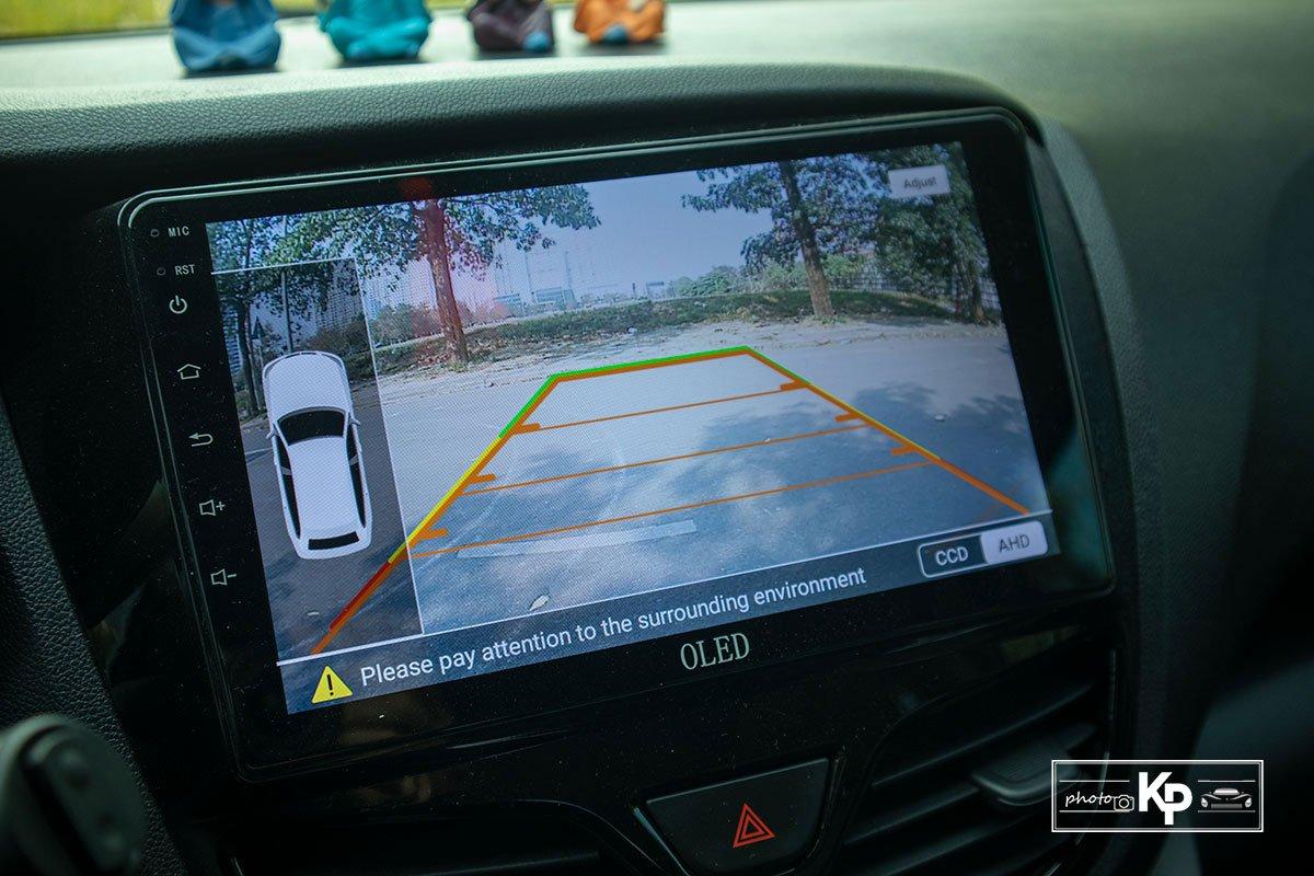 Ảnh An toàn xe VinFast Fadil Base 2021