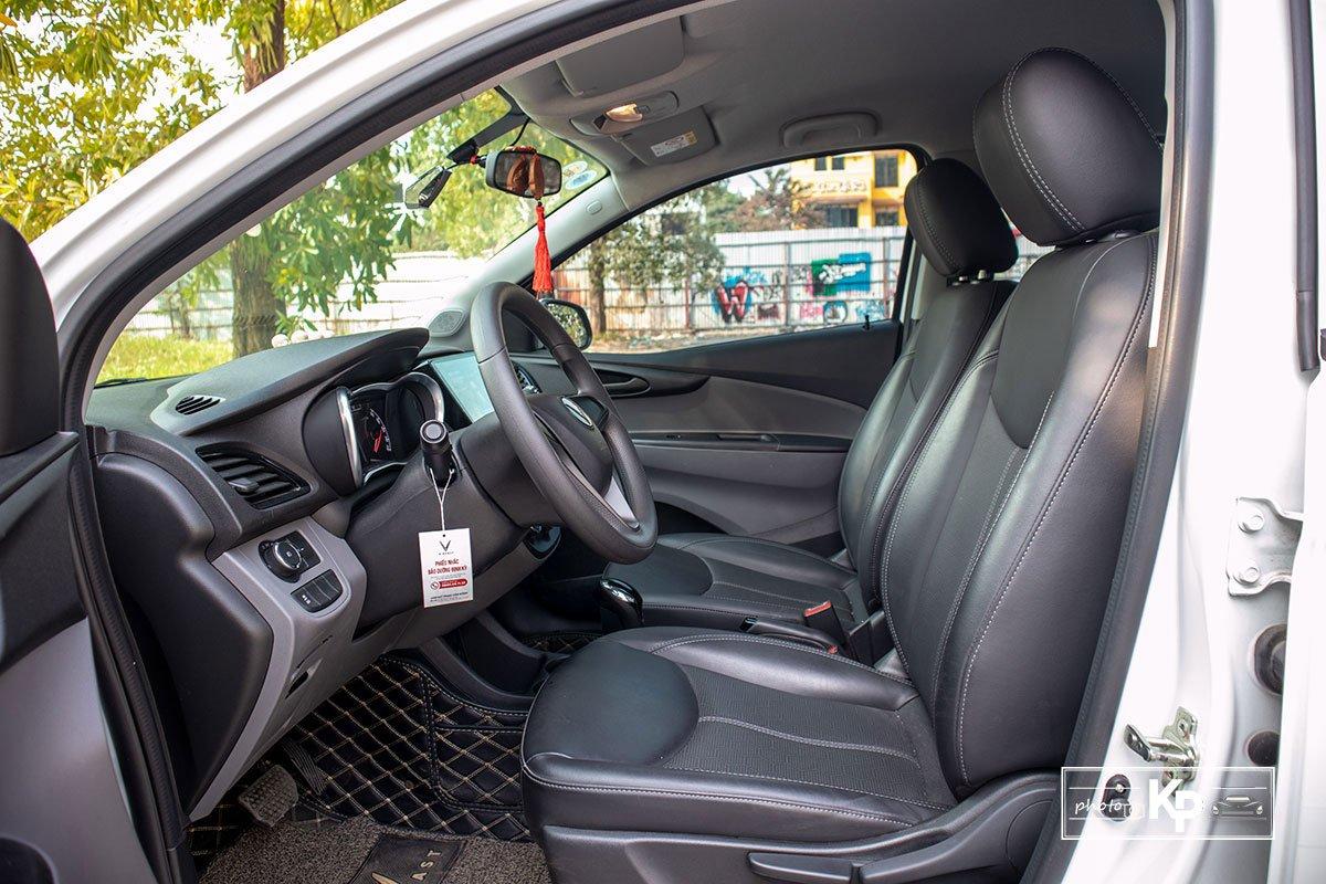 Ảnh Ghế lái xe VinFast Fadil Base 2021