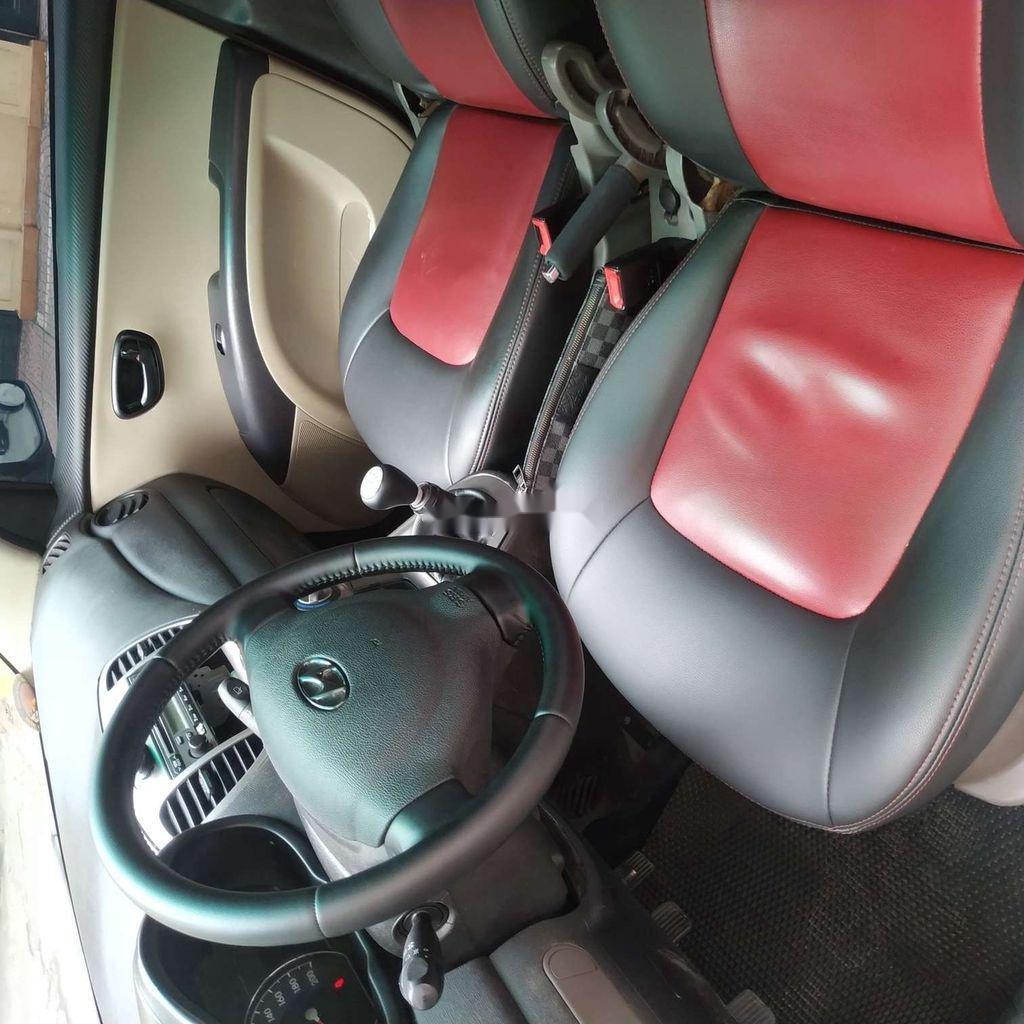 Bán xe Hyundai Grand i10 đời 2013, màu bạc, nhập khẩu  (7)