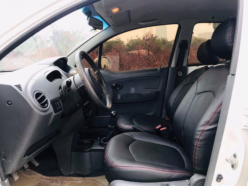 Bán Chevrolet Spark Van sản xuất năm 2012, màu trắng, giá 110tr (4)
