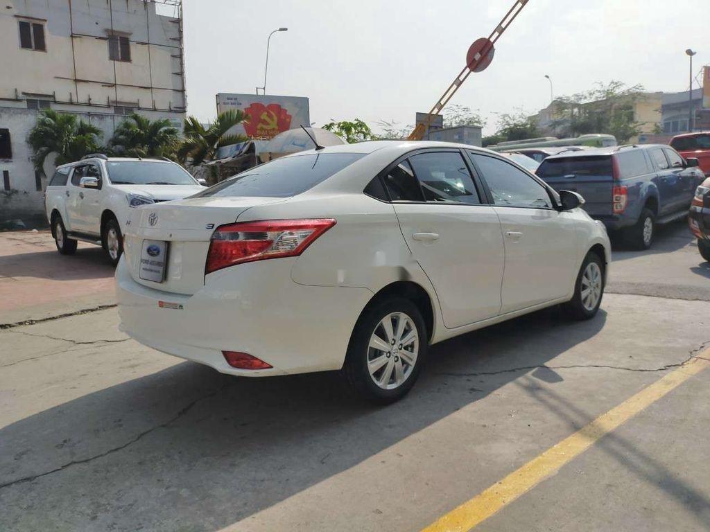 Bán Toyota Vios 1.5E sản xuất 2018, màu trắng (6)