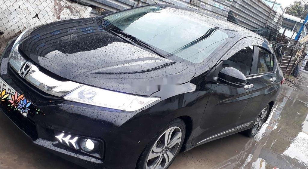 Cần bán lại xe Honda City đời 2016, màu đen còn mới  (12)