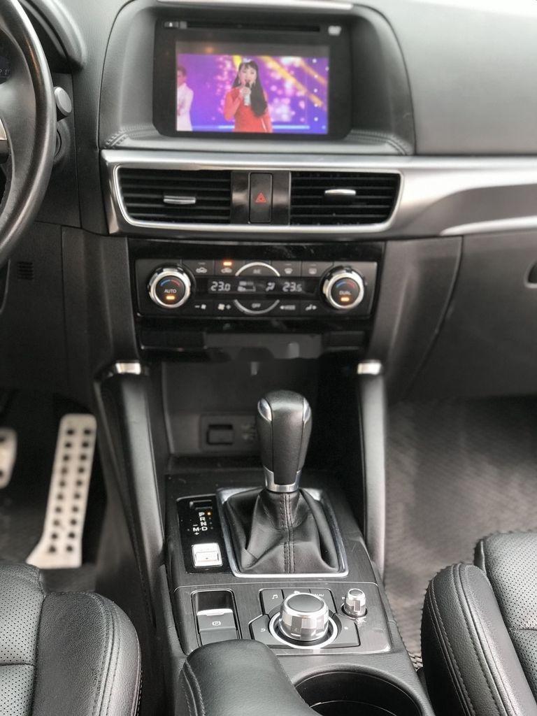 Cần bán gấp Mazda CX 5 năm 2016, màu đen chính chủ, giá tốt (11)