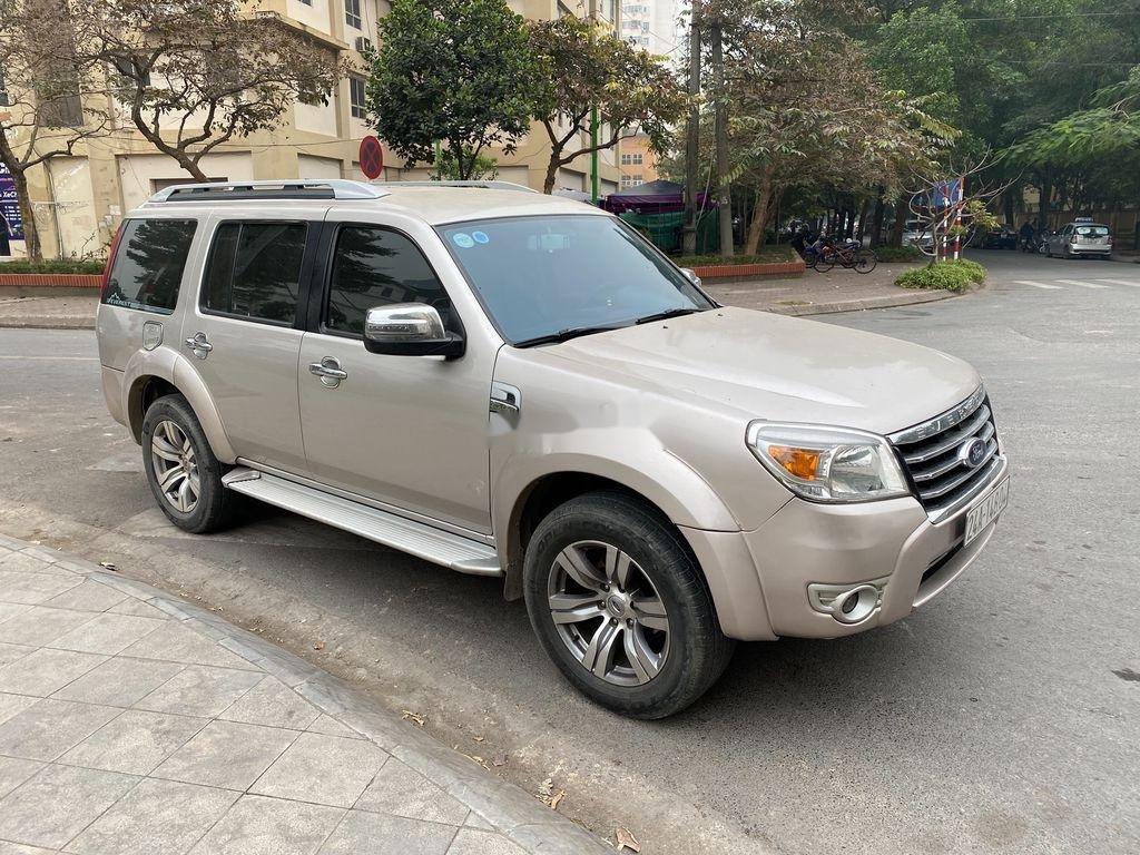 Cần bán xe Ford Everest 2009, xe chính chủ (2)