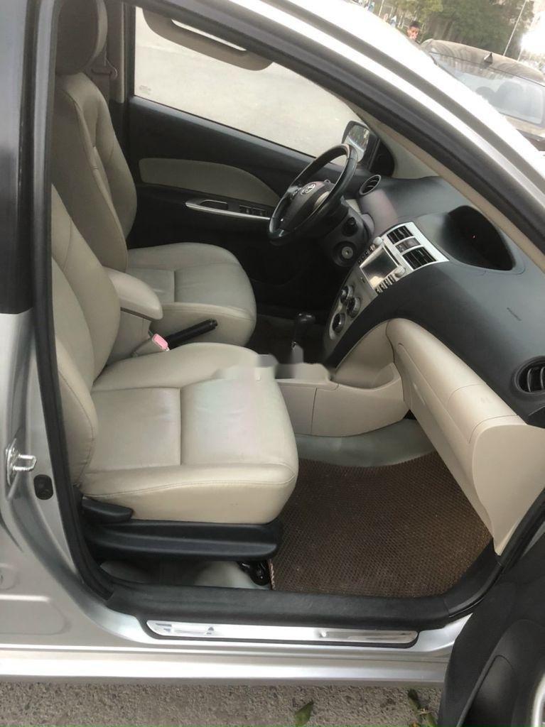 Bán Toyota Vios năm sản xuất 2007, màu bạc còn mới, 285 triệu (6)