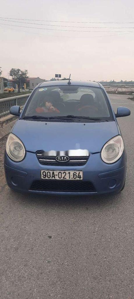 Bán ô tô Kia Morning sản xuất 2012 chính chủ, 137 triệu (1)