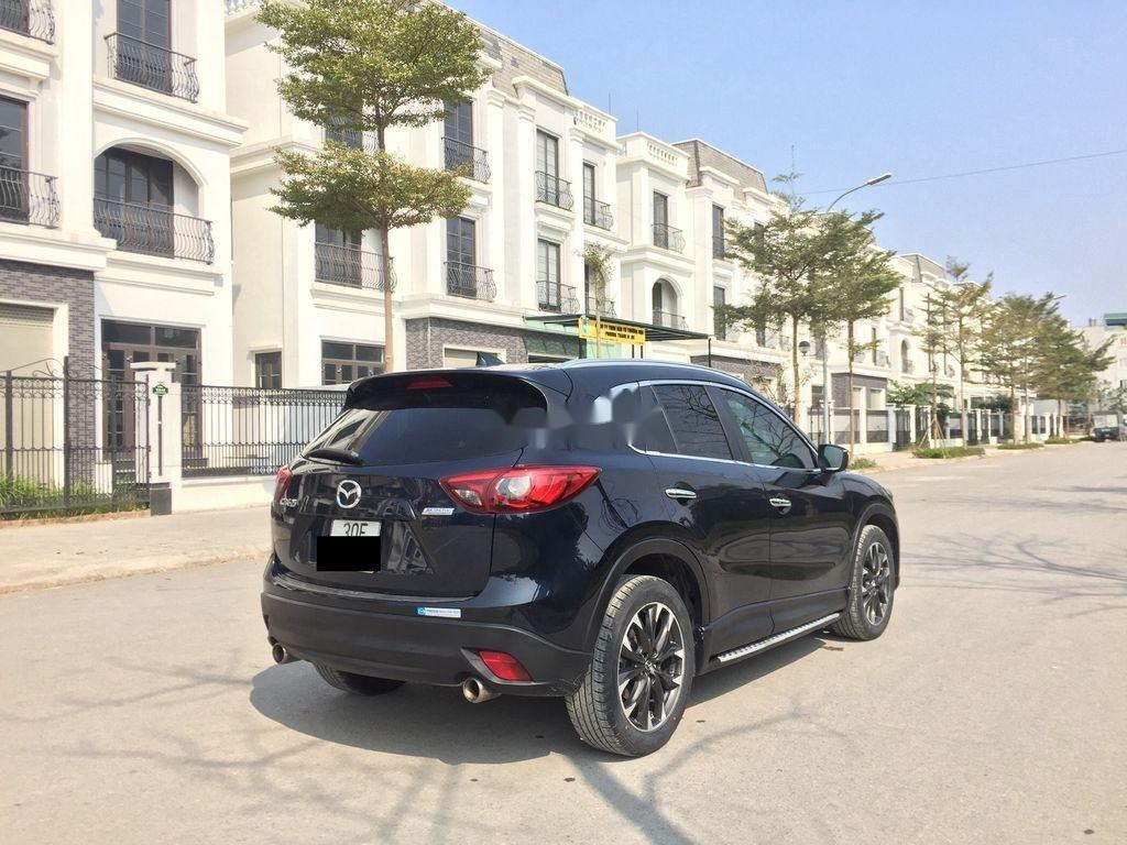 Cần bán Mazda CX 5 năm sản xuất 2017, màu xanh lam (4)