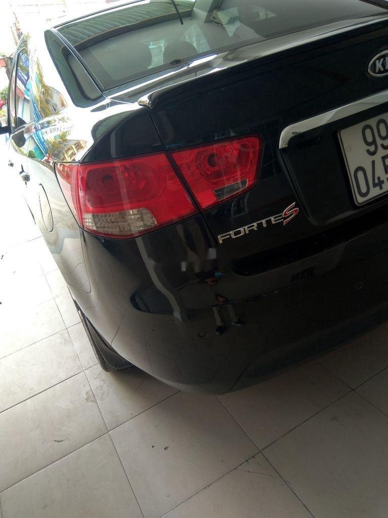 Bán xe Kia Forte đời 2013, màu đen, giá 375tr (5)