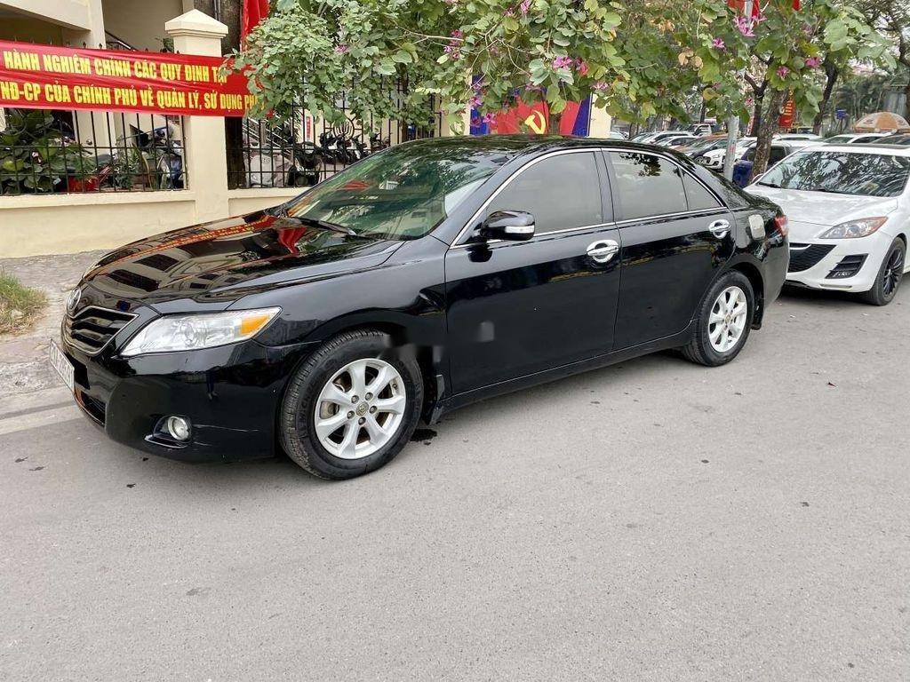Cần bán Toyota Camry đời 2011, màu đen, nhập khẩu  (5)