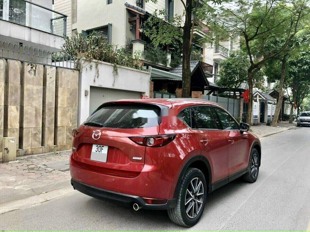 Bán Mazda CX 5 đời 2018, màu đỏ  (4)