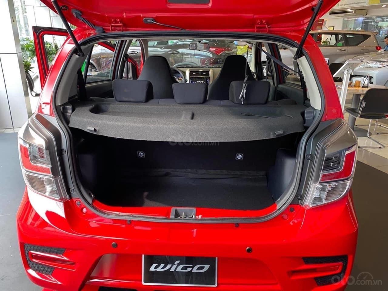 Cần bán xe Toyota Wigo 1.2AT sản xuất 2021 trả trước 130 triệu nhận xe (6)