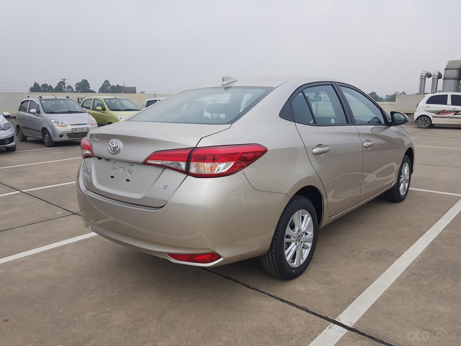 Toyota Vinh - Nghệ An bán xe Vios tự động giá rẻ nhất Nghệ An, trả góp 80% lãi suất thấp (3)