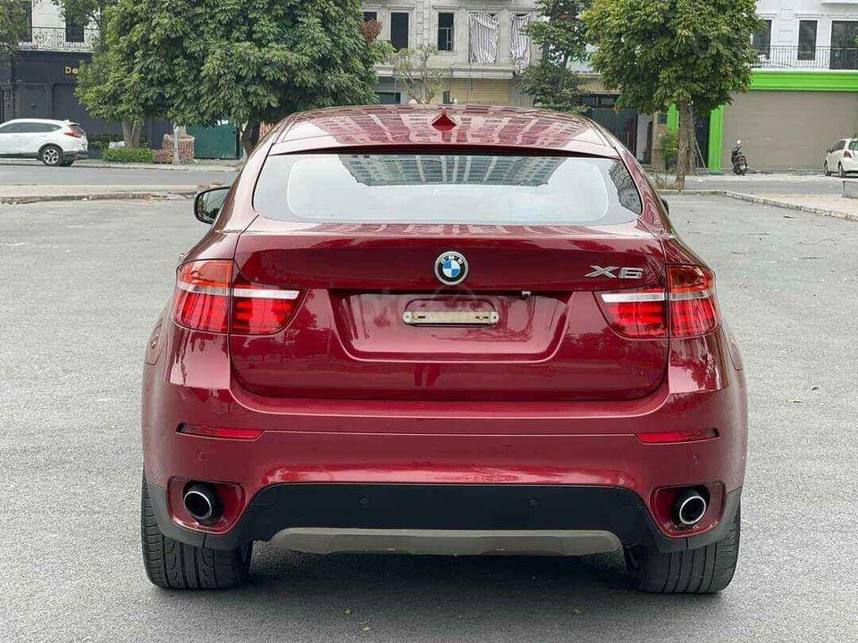 Cần bán xe BMW X6 xDrive35i sản xuất 2012, màu đỏ, nhập khẩu Mỹ, full option (2)