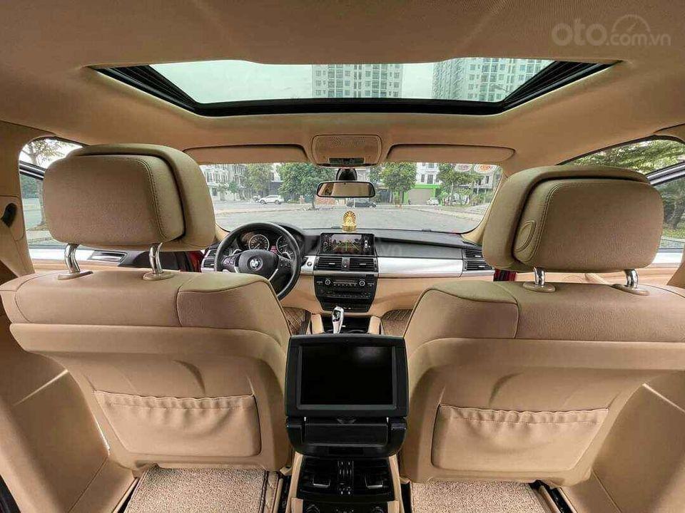 Cần bán xe BMW X6 xDrive35i sản xuất 2012, màu đỏ, nhập khẩu Mỹ, full option (4)