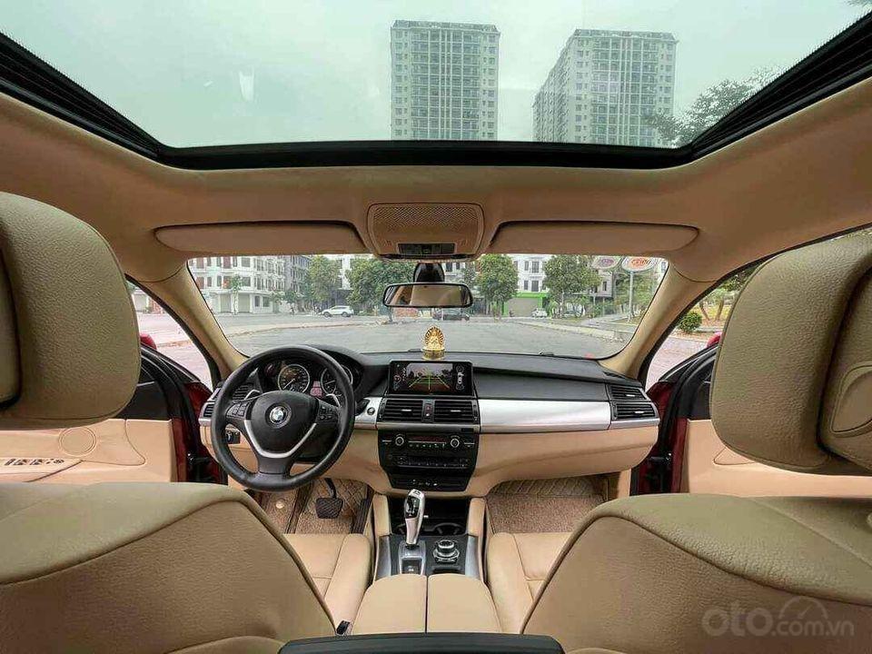 Cần bán xe BMW X6 xDrive35i sản xuất 2012, màu đỏ, nhập khẩu Mỹ, full option (3)