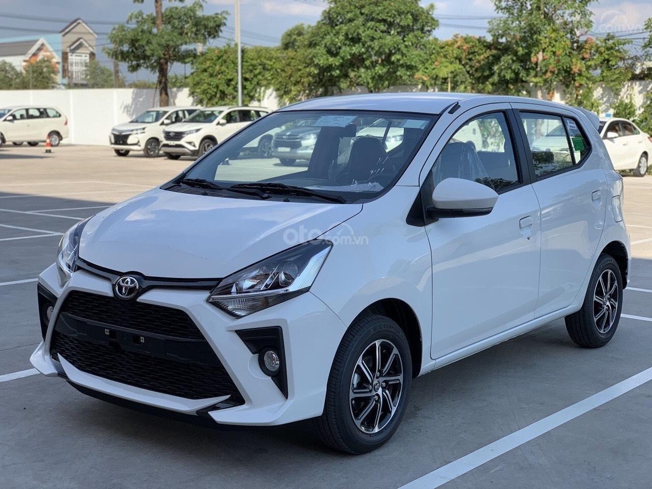 Toyota Vinh - Nghệ An - bán xe Wigo giá rẻ nhất Nghệ An, tra góp 80% lãi suất thấp (2)