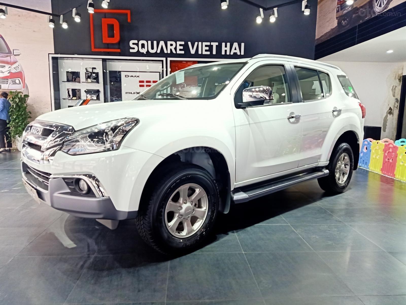 Bán xe Mu-X B7 4x2 1.9MT mới 100% sản xuất 2019 (2)