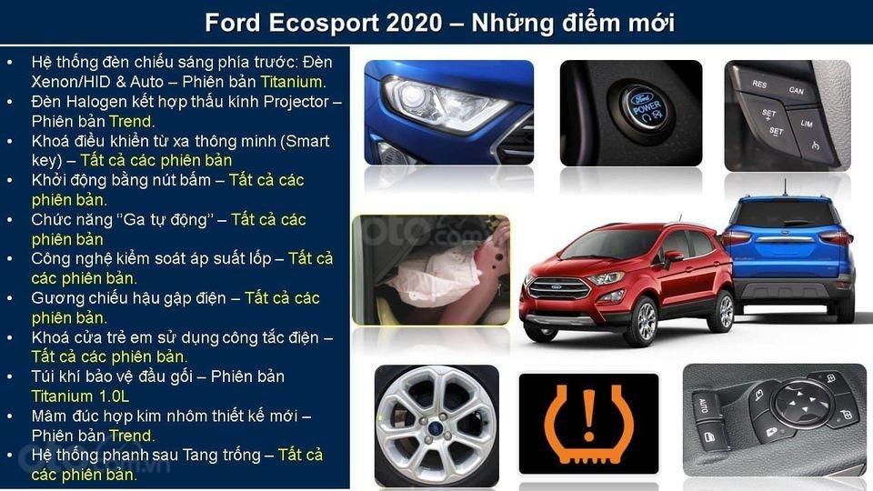Dòng Ecosport Titanium 2021 giảm giá khủng đủ màu, có sẵn, nhận xe ngay. (4)