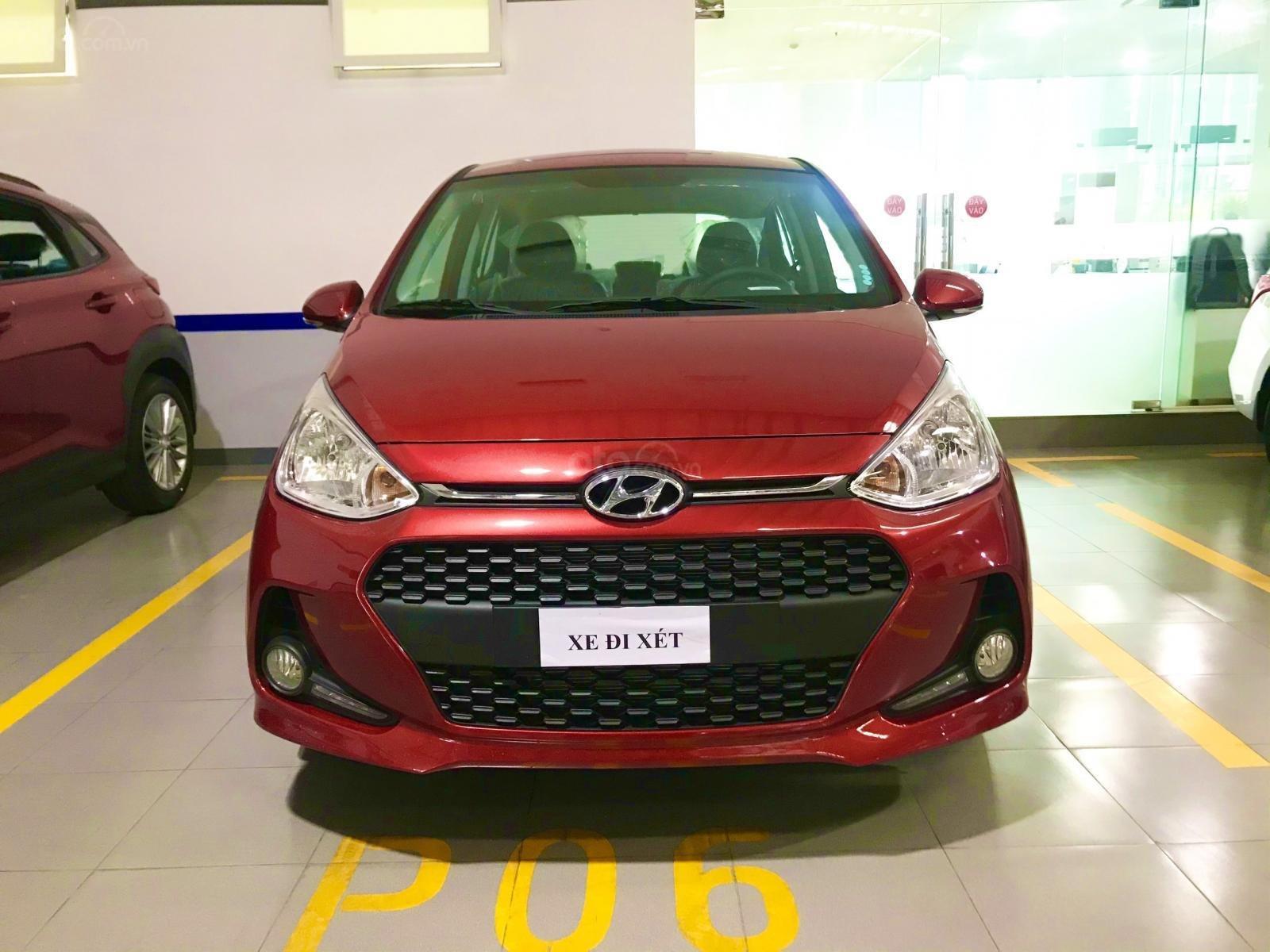 Hyundai i10 số tự động cao cấp đưa trước chỉ 125 triệu mới 100% (2)