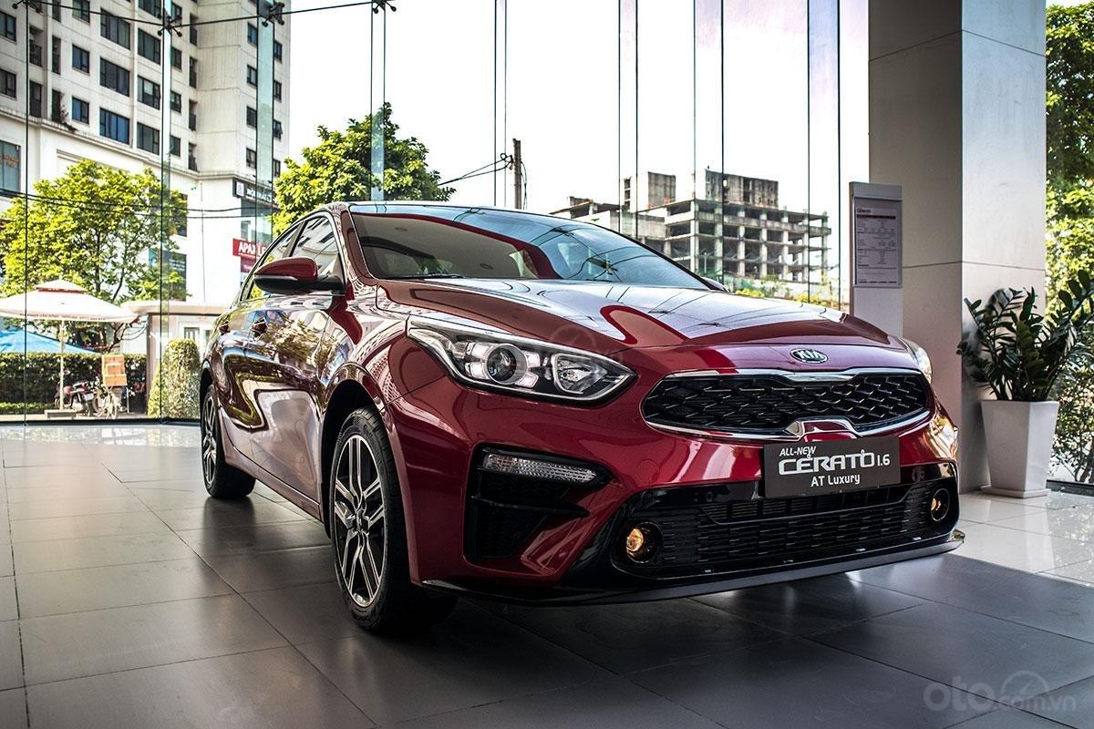 Bán ô tô Kia Cerato sản xuất năm 2021, giá 685tr (5)