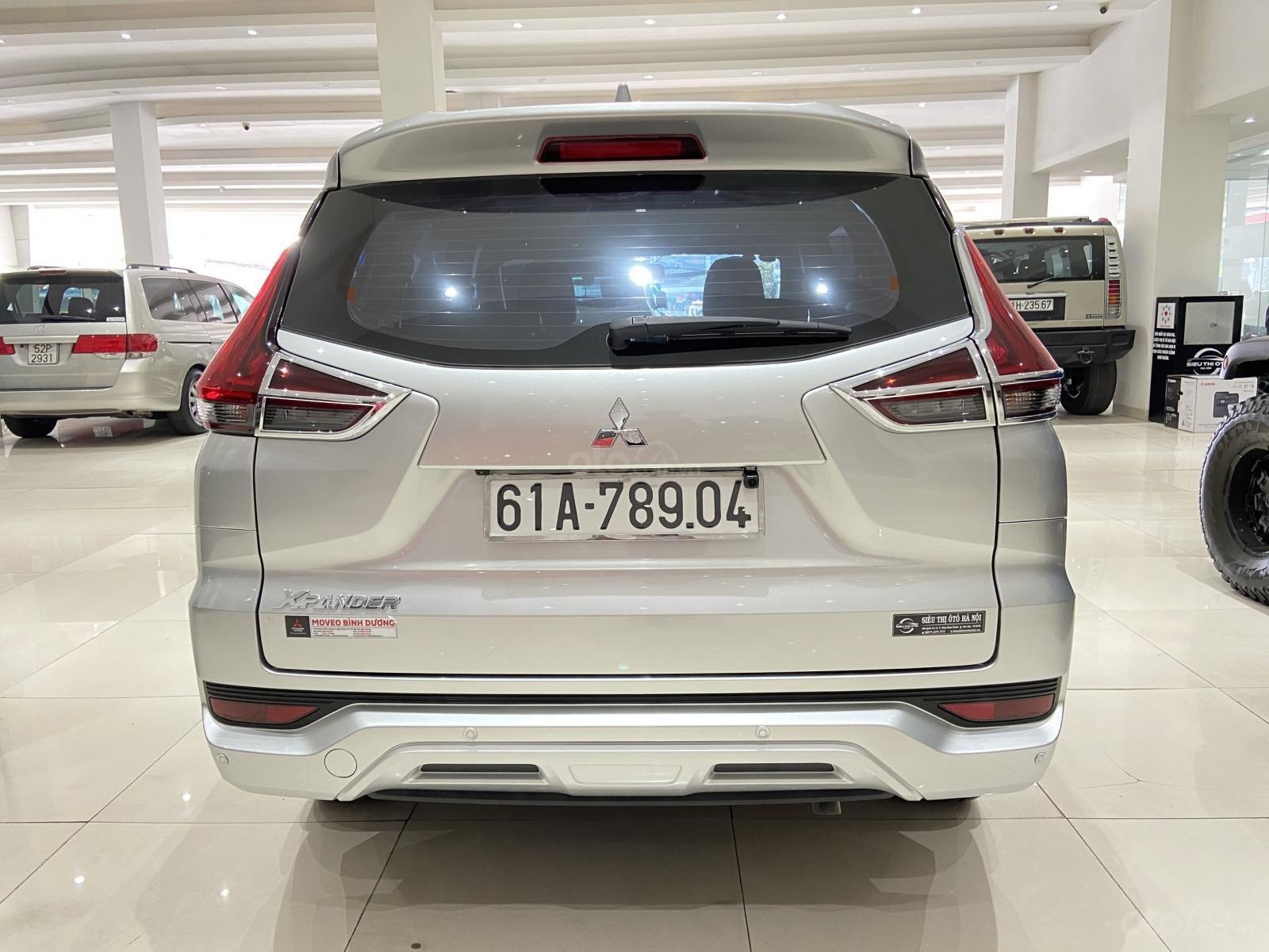 Bán xe Mitsubishi Xpander năm sản xuất 2020, màu Bạc, xe đẹp, mới đi 3.000km (4)