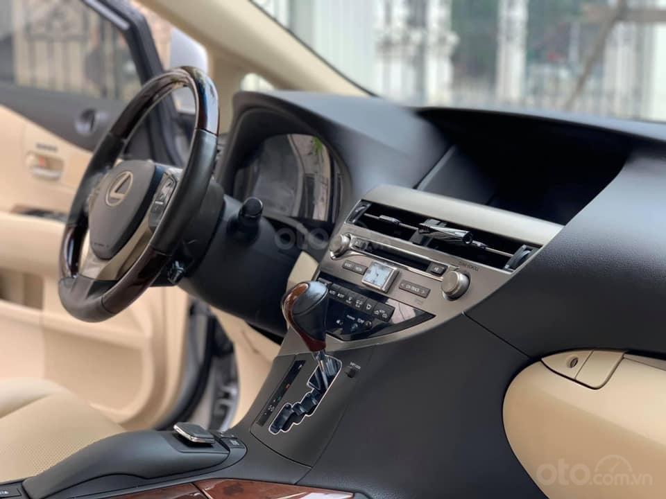 Cần bán chiếc Lexus RX350 AWD sản xuất 2014, nhập khẩu chính hãng, giá cạnh tranh (4)