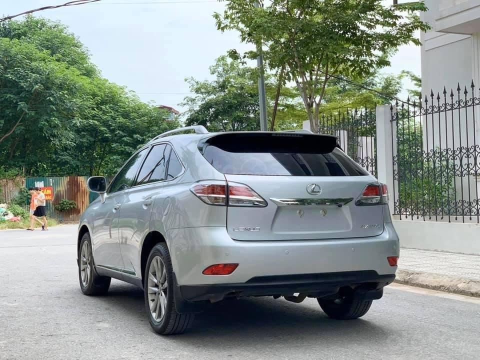 Cần bán chiếc Lexus RX350 AWD sản xuất 2014, nhập khẩu chính hãng, giá cạnh tranh (3)