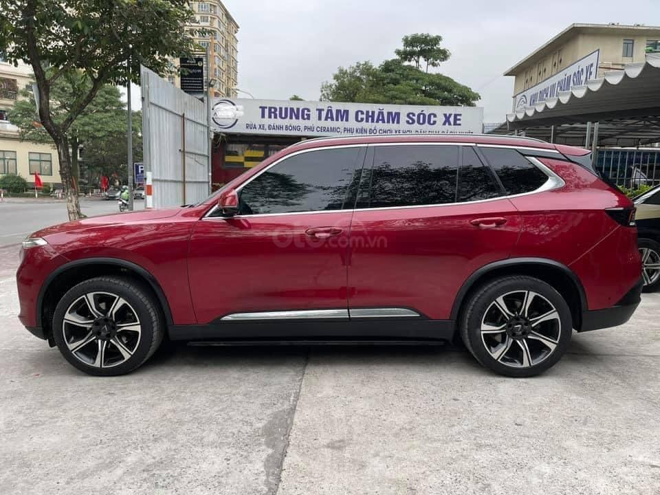 Bán ô tô VinFast LUX SA2.0 model 2020, màu đỏ, bản full kịch 1 chủ từ mới (2)