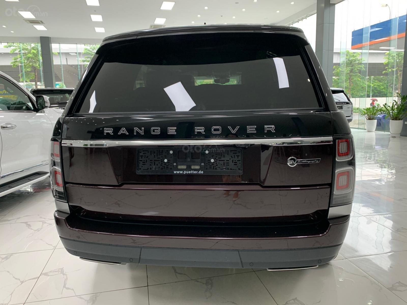 BánRange Rover SV autobiography L 2021, phiên bản cao cấp nhất của Land Rover năm sản xuất 2021 (4)