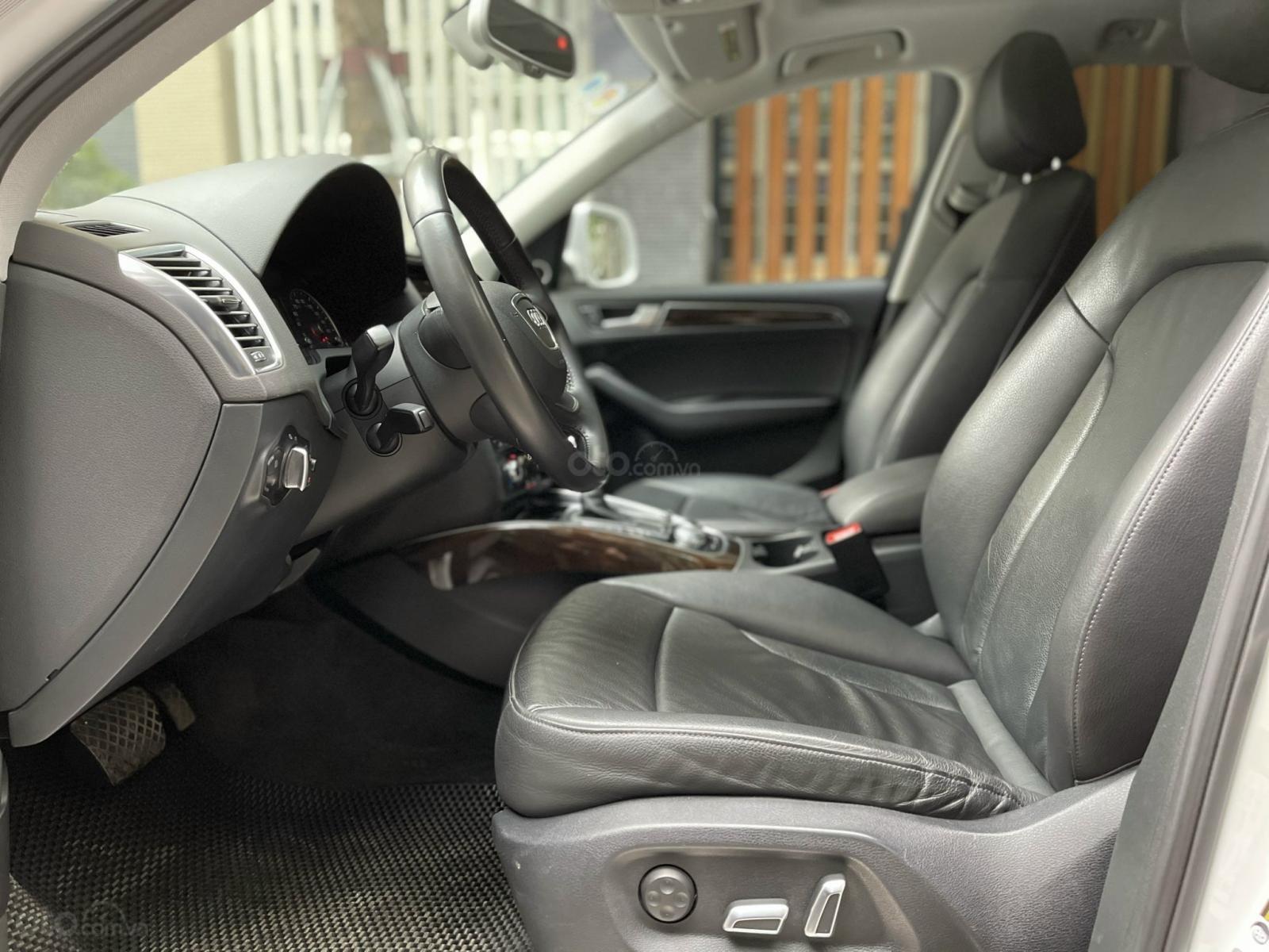 Chính chủ bán Audi Q5 nhập Mỹ - xe lướt cũ cực đẹp (7)