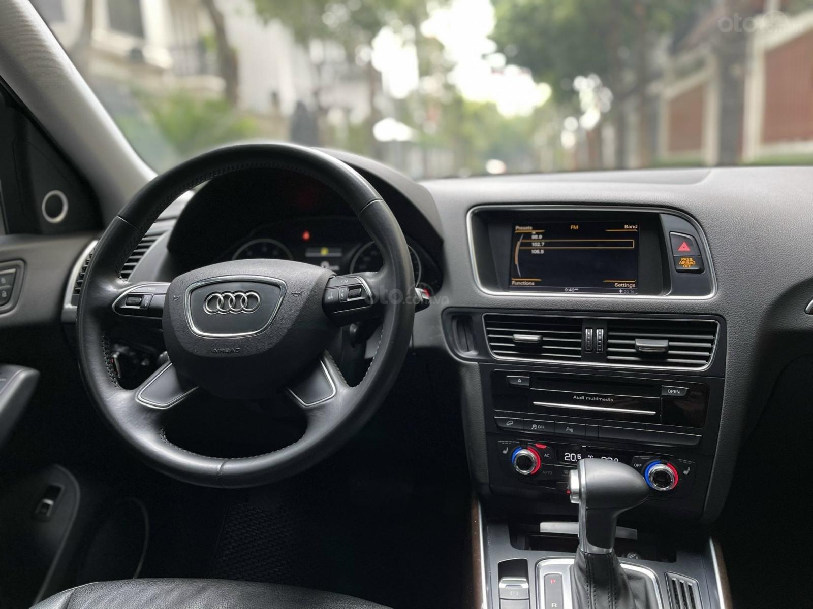 Chính chủ bán Audi Q5 nhập Mỹ - xe lướt cũ cực đẹp (10)