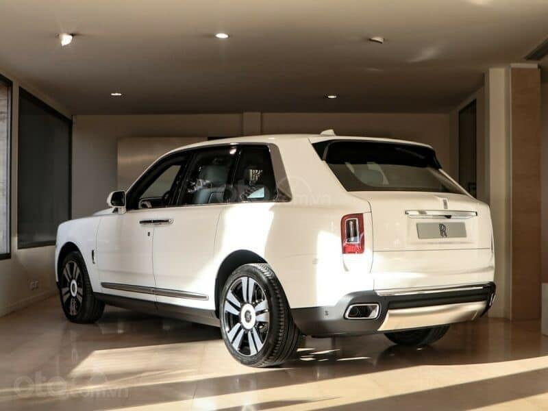 Bán xe Rolls-Royce Cullinan 2021 (2)