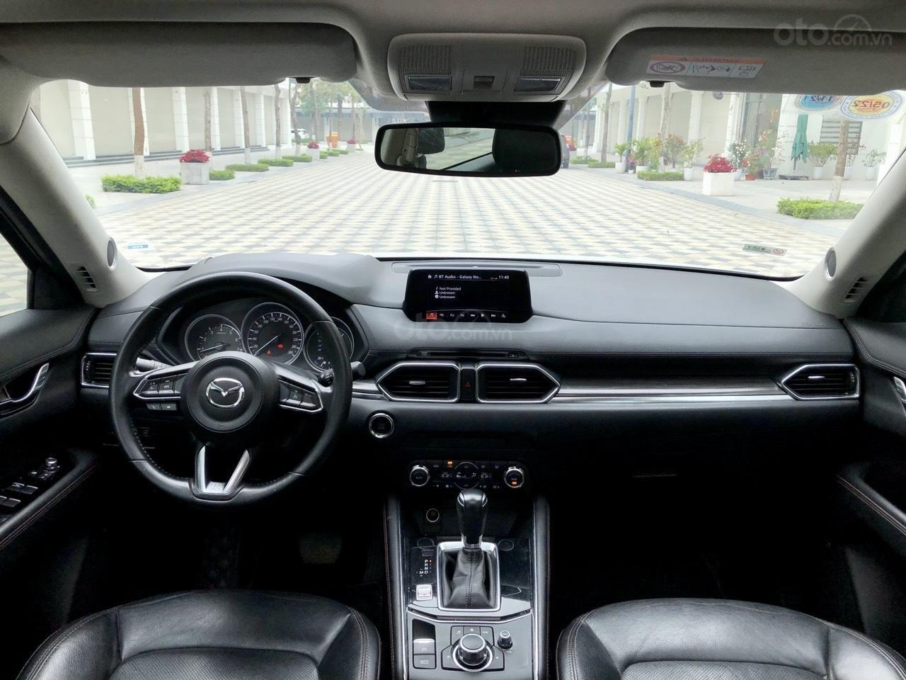 [Hot] bán nhanh Mazda CX5 2.5 đời 2018 màu trắng, xe 1 chủ từ đầu biển HN, xe đẹp không 1 lỗi nhỏ (11)